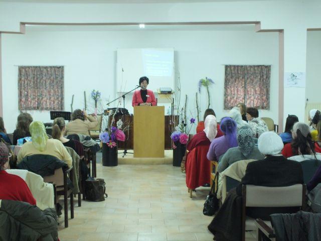 Vrouwen conferentie